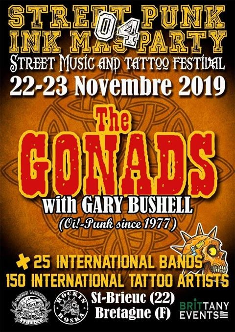 The Gonads Website