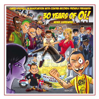 30 Years Of Oi!