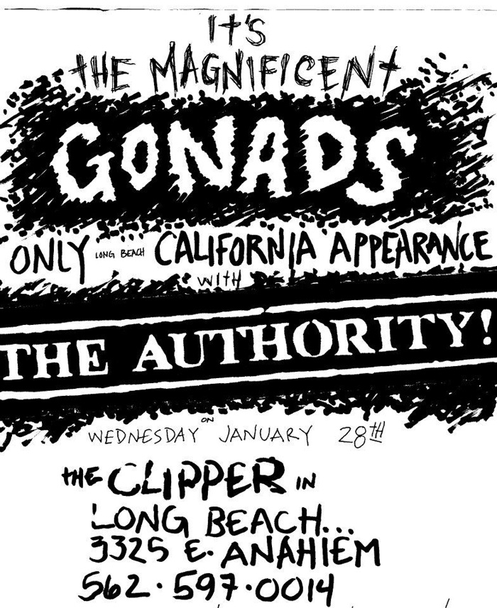 The Magnificent Gonads